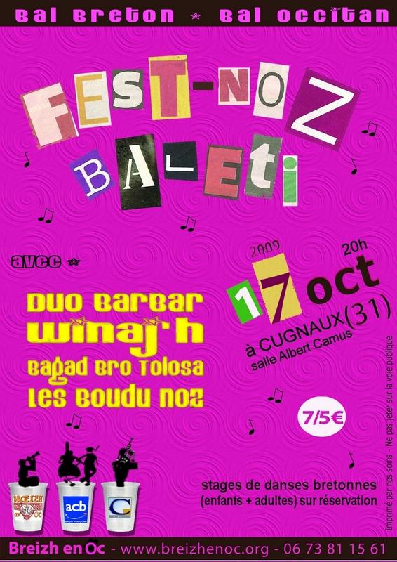 [31-Cugnaux] Fest-noz et balèti d'automne 2009 Breizh en Oc Affiche_FestNoz_automne_2009_v4_800