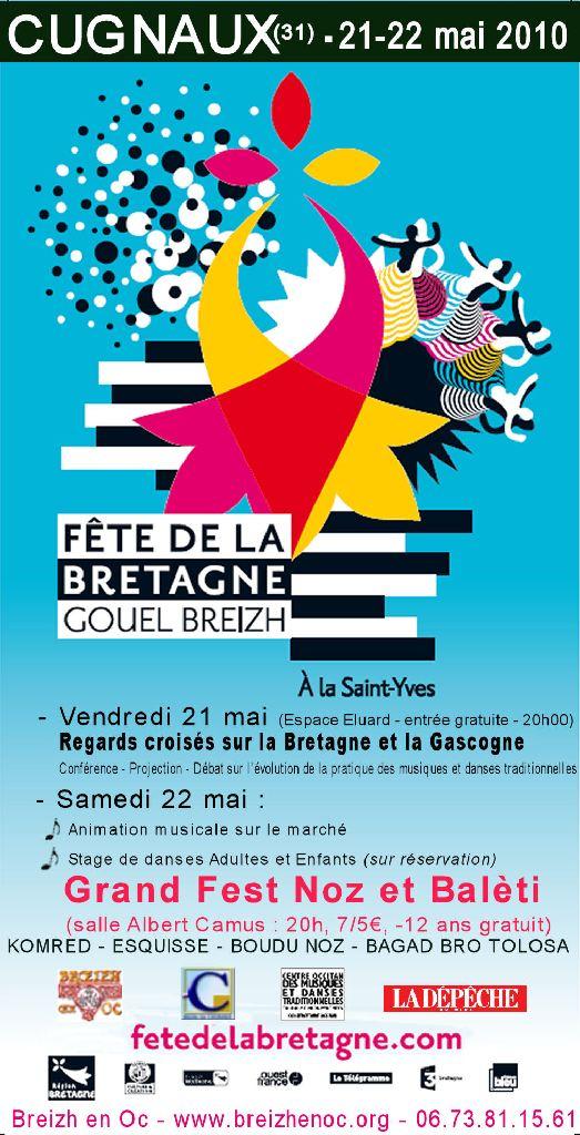 [31-Cugnaux] Fête de la Bretagne en pays d'Oc 2010 Affiche_FestNoz_printemps2010_800x600